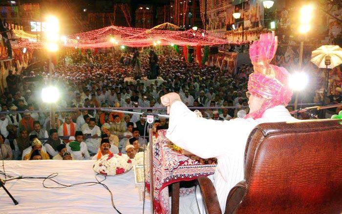 Shaykh ul Islam Addresses in Ajmer Sharif