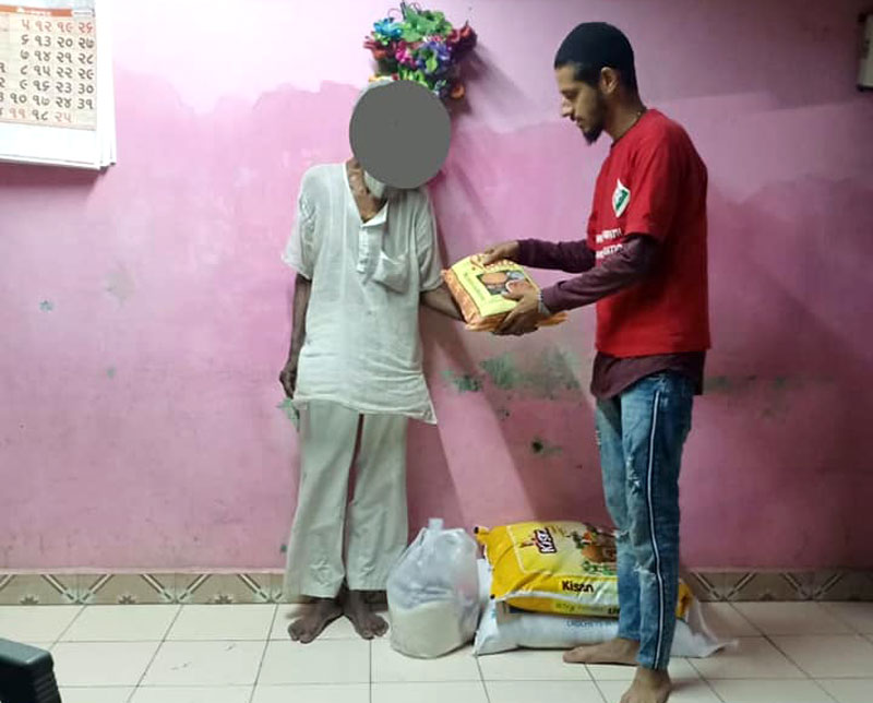 India: Phase 1 and 2 of Help Feed Project of MIWF completed