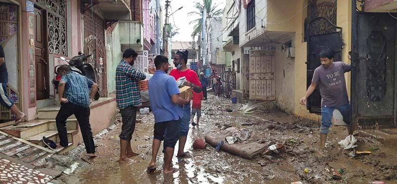 mwf india flood relief